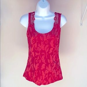 NWOT ARIANNE Fitted Top
